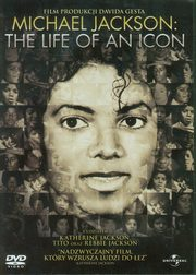 ksiazka tytuł: Michael Jackson: The life of an icon autor: David Gest
