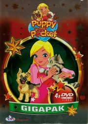 Puppy in my pocket gigapak 4xDVD,