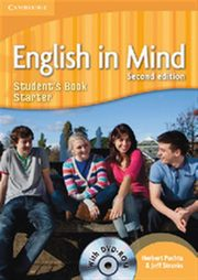 English in Mind Starter Level Student's Book w, Puchta Herbert, Stranks Jeff