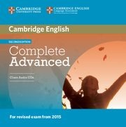 Complete Advanced Class Audio 2CD, Brook-Hart Guy, Haines Simon