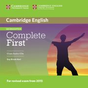Complete First Class Audio 2CD, Brook-Hart Guy