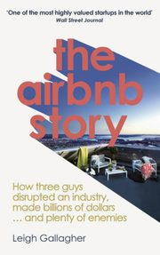 The Airbnb Story, Gallagher Leigh