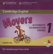 Cambridge English Movers 1 Audio CDs,