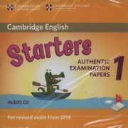 Cambridge English Starters 1 Audio CD,