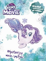 My Little Pony The Movie Wodne kolorowanie,