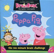 Brainbox Peppa the Pig,