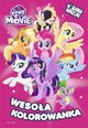 My Little Pony The Movie Wesoła kolorowanka,